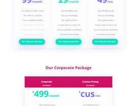 nº 34 pour Build a new landing page (WordPress) par DeveloperMunna1