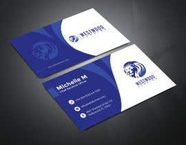 #104 for WW Business Card Contest af frshahed360