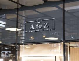 #114 for Logo : A To Z by afiakhanom91