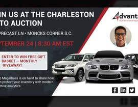 nº 30 pour Auto Auction Social Promo par designitgor
