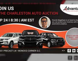 nº 32 pour Auto Auction Social Promo par designitgor