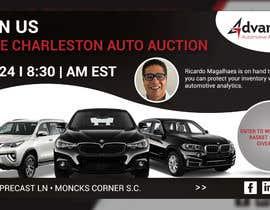 nº 33 pour Auto Auction Social Promo par designitgor