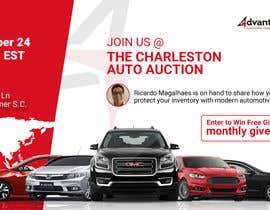 nº 5 pour Auto Auction Social Promo par fazlarabbi00
