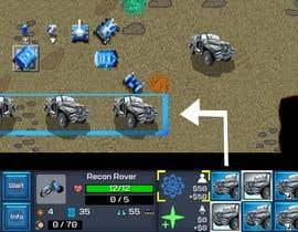 aglennn tarafından Define art style for a strategy game için no 35