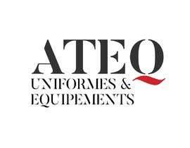 #715 for logo ATEQ UNIFORMES by StoimenT