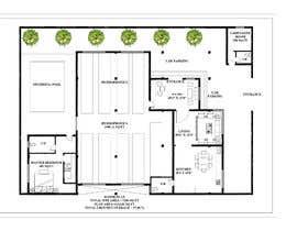 #1 untuk Architectal Drawings and Full Layouts for a FarmHouse oleh SanjayRanpal2021