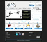 Website Design is needed for a parcel forwarding business in the uk için Graphic Design15 No.lu Yarışma Girdisi