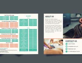 Nro 11 kilpailuun Design Spa Brochure käyttäjältä mdshuvo000