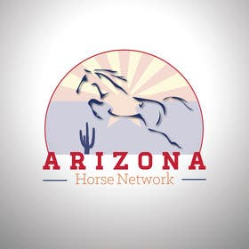 #65 cho Design a Logo for Arizona Horse Network bởi onkarpurba