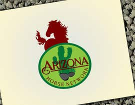 #30 untuk Design a Logo for Arizona Horse Network oleh babaprops