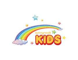 Nro 97 kilpailuun Logo For Kids YouTube Channel käyttäjältä designcute