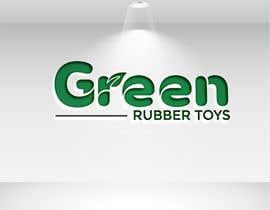 nº 268 pour Logo design for Green Rubber Toys - 16/09/2021 20:56 EDT par parvesyt1