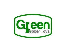 nº 240 pour Logo design for Green Rubber Toys - 16/09/2021 20:56 EDT par MdAsaduzzaman101