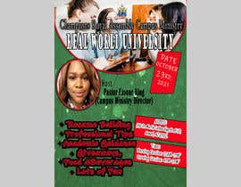 #26 for I need an event flyer for my upcoming event for my organization by amanyadel28