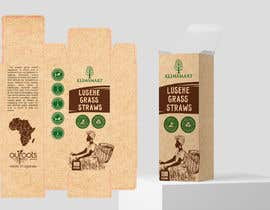 #7 for Packaging design contest for two different eco-friendly straws af AlbinaNova