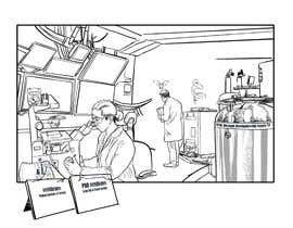 #21 for The Elbonian Gain of Function Laboratory Cartoon by berragzakariae
