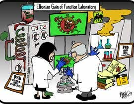 #14 for The Elbonian Gain of Function Laboratory Cartoon by manikmoon