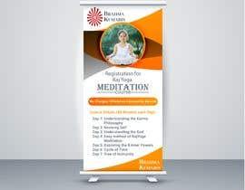 #13 for Standee design for meditation course registration by kpbackup27
