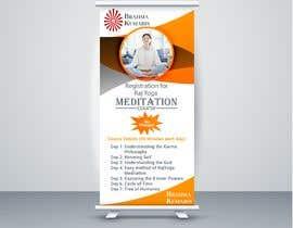#22 for Standee design for meditation course registration by kpbackup27
