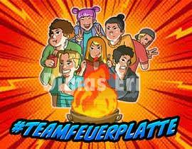 #18 для I need a Cartoon gif with 7 persons от dimaseri