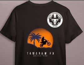 #18 for Design a long sleeve motorcycle jersey af ameer2521997