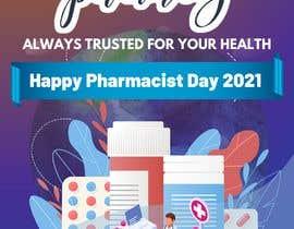#21 untuk Create a poster for 'World Pharmacist Day 2021' oleh shreya165a