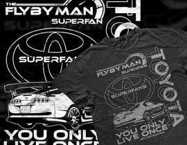 #69 for I need a t-shirt design for cars fans - 17/09/2021 10:04 EDT af Maxbah