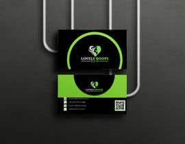 Nro 864 kilpailuun Business Card Design for Hair Company käyttäjältä Robindesigne