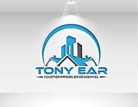 Nro 650 kilpailuun Logo for Tony Ear, Real estate broker and branding käyttäjältä habibabgd