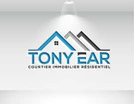 Nro 651 kilpailuun Logo for Tony Ear, Real estate broker and branding käyttäjältä habibabgd
