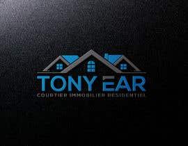 Nro 654 kilpailuun Logo for Tony Ear, Real estate broker and branding käyttäjältä habibabgd