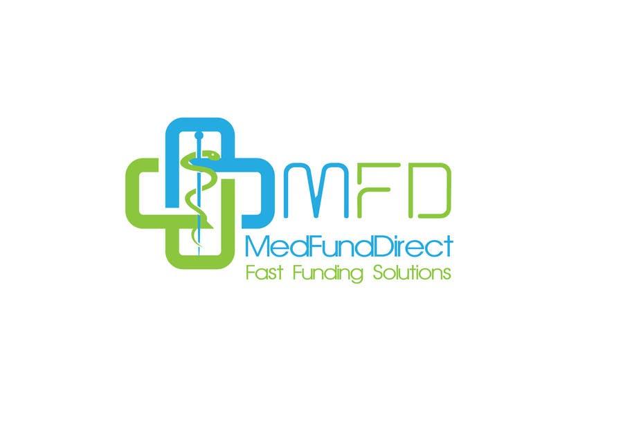 Konkurrenceindlæg #10 for Logo Design medical finance site