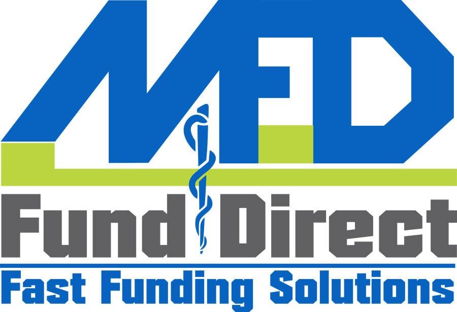 Konkurrenceindlæg #7 for Logo Design medical finance site