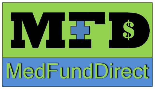 Konkurrenceindlæg #5 for Logo Design medical finance site