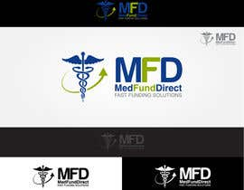 nº 4 pour Logo Design medical finance site par enriquez1991