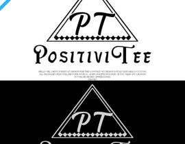 Nro 214 kilpailuun PositiviTee - logo design käyttäjältä bimalchakrabarty