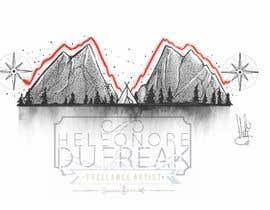 Nro 28 kilpailuun Tattoo artwork design käyttäjältä Heleonore
