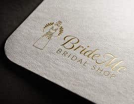 Nro 427 kilpailuun Design a logo for Bridal Shop käyttäjältä Niloypal