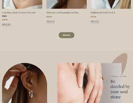 nº 80 pour Design a website for selling rare gemstones and expensive jewelry par devendarthapa