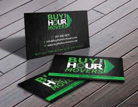 sarah07 tarafından Design some Business Cards for BUY the HOUR Movers için no 49