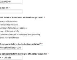#1 for Author Amit Ahlawat Readership Test by TheGuyver2040