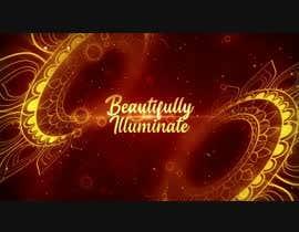 nº 31 pour Build a Video Diwali Background  - 4k Resolution - video should just be on loop for about 10 min duration par muhammedashil10