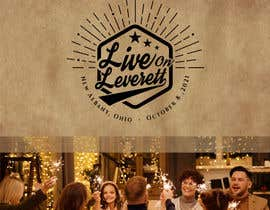 nº 513 pour Live on Leverett Tee Vintage Concert shirt design par basemcg