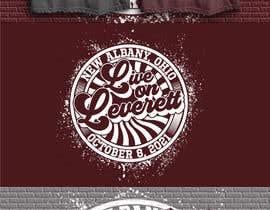 nº 523 pour Live on Leverett Tee Vintage Concert shirt design par hb2659919