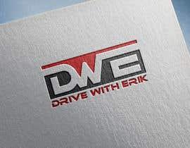 Nro 1032 kilpailuun Drive With Erik logo design contest käyttäjältä tanbircreative
