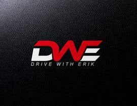 #821 para Drive With Erik logo design contest por MdAsaduzzaman101