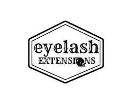 Nro 303 kilpailuun Create a business logo for eyelash extensions käyttäjältä ArtistGeek