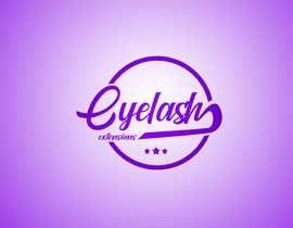 Nro 302 kilpailuun Create a business logo for eyelash extensions käyttäjältä AbodySamy