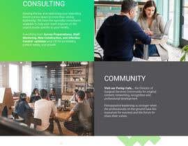 Nro 99 kilpailuun Recruiting company home/landing page käyttäjältä iTechnoweb