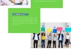 Nro 185 kilpailuun Recruiting company home/landing page käyttäjältä mdziakhan
